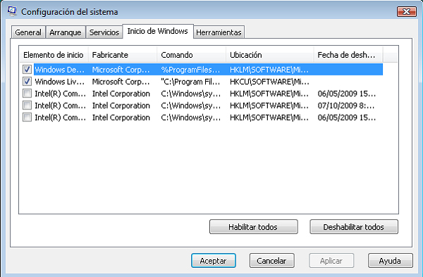 Arranque lento de windows | como acelerar el arranque de windows