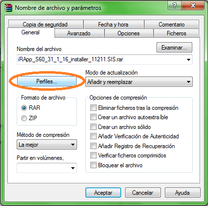 Descargar Winrar