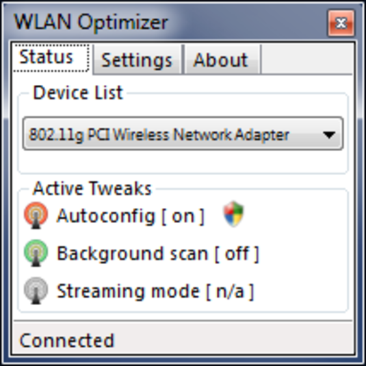 Optimiza tu conexión Wifi con WLAN Optimizer